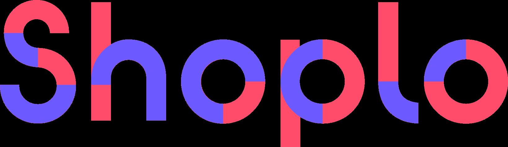 Logo narzędzia do tworzenia sklepów internetowych Shoplo